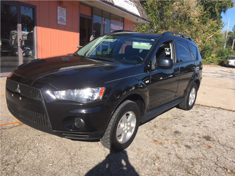 2010 Mitsubishi Outlander for sale in York, PA
