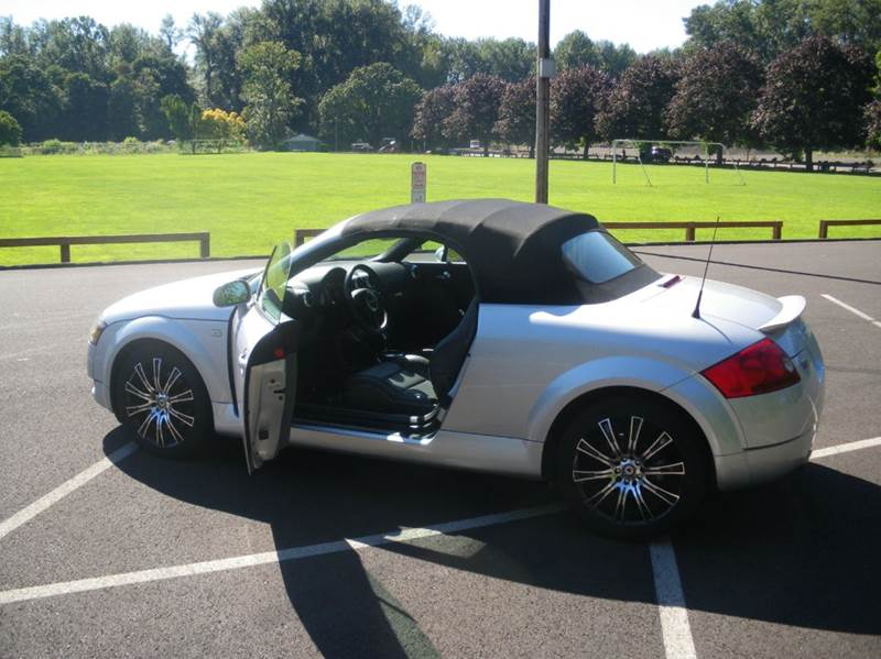 2005 Audi TT 180hp 2dr Roadster - Milwaukie OR