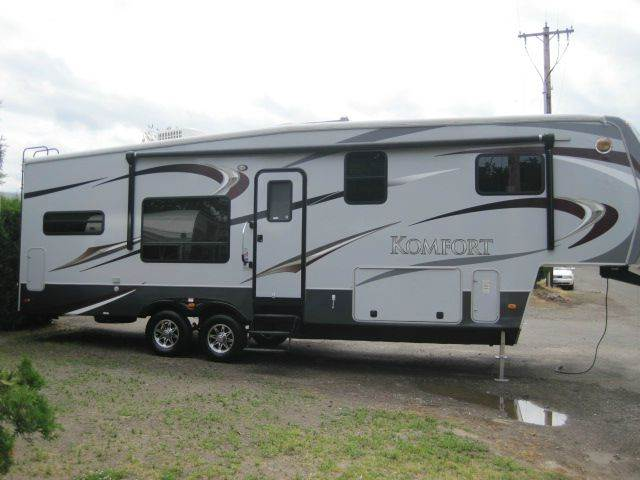 2012 Komfort 2920 FRK  - Milwaukie OR