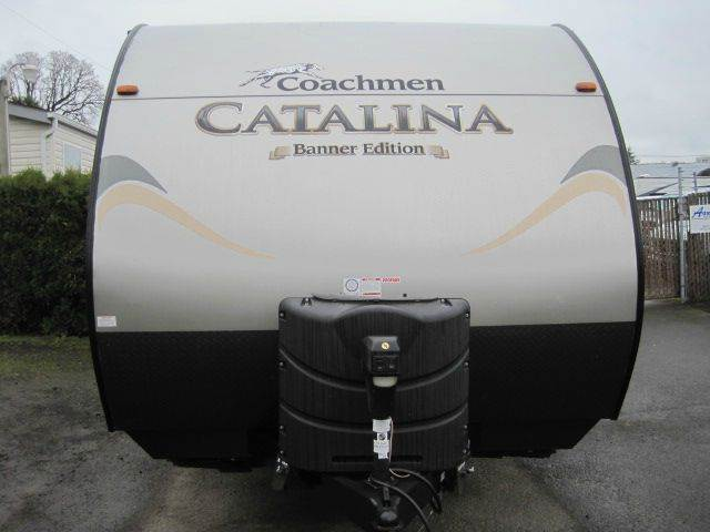 2016 Forest River CATALINA 253 RKS  - Milwaukie OR