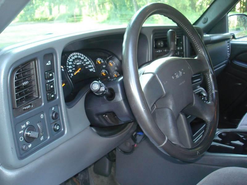 2004 GMC Sierra 2500HD 4dr Extended Cab SLE 4WD SB - Milwaukie OR