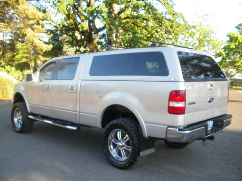 2006 Ford F-150 Lariat 4dr SuperCrew 4WD Styleside 6.5 ft. LB - Milwaukie OR