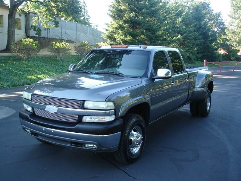 2002 Chevrolet Silverado 3500