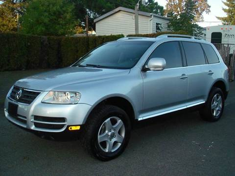 2007 Volkswagen Touareg for sale in Milwaukie, OR