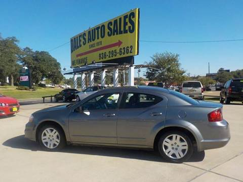 2011 Dodge Avenger for sale in Huntsville, TX