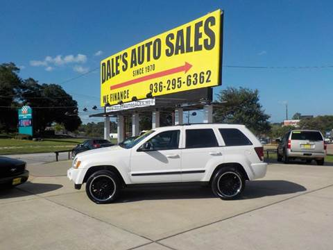 2007 Jeep Grand Cherokee for sale in Huntsville, TX