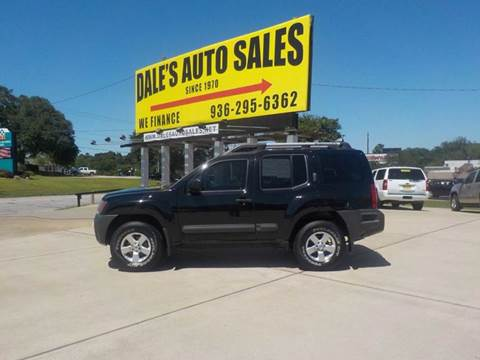 2012 Nissan Xterra for sale in Huntsville, TX
