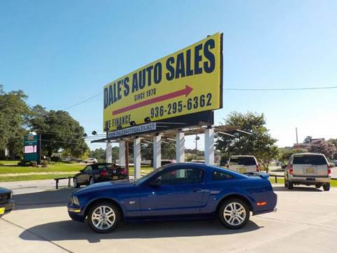 2005 Ford Mustang for sale in Huntsville, TX