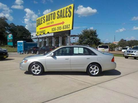 2000 Toyota Avalon for sale in Huntsville, TX
