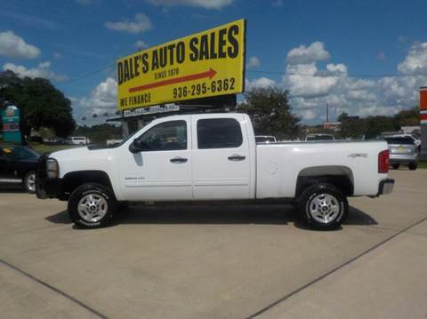 2012 Chevrolet Silverado 2500HD for sale in Huntsville, TX