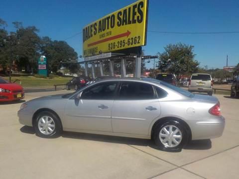 2006 Buick LaCrosse for sale in Huntsville, TX