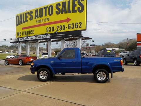 2005 Mazda B-Series Truck for sale in Huntsville, TX