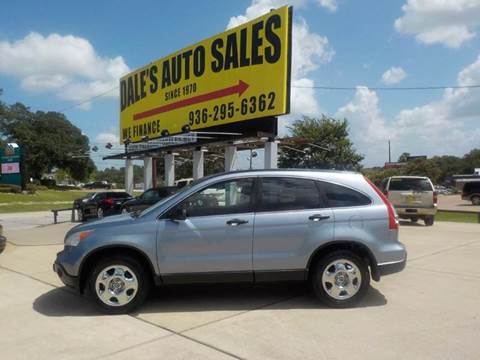 2008 Honda CR-V for sale in Huntsville, TX