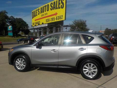 2013 Mazda CX-5 for sale in Huntsville, TX
