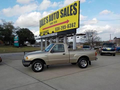 2001 Mazda B-Series Pickup for sale in Huntsville, TX