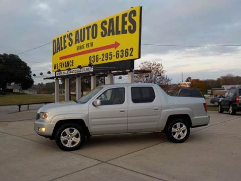 2009 Honda Ridgeline for sale in Huntsville, TX