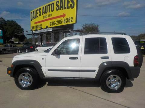 2007 Jeep Liberty for sale in Huntsville, TX