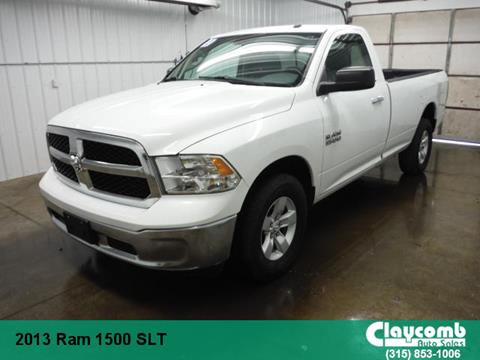 2013 RAM Ram Pickup 1500 for sale in Westmoreland, NY
