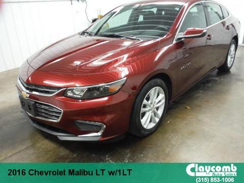 2016 Chevrolet Malibu for sale in Westmoreland NY