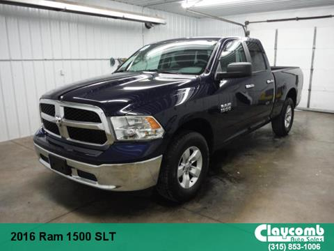 2016 RAM Ram Pickup 1500 for sale in Westmoreland, NY
