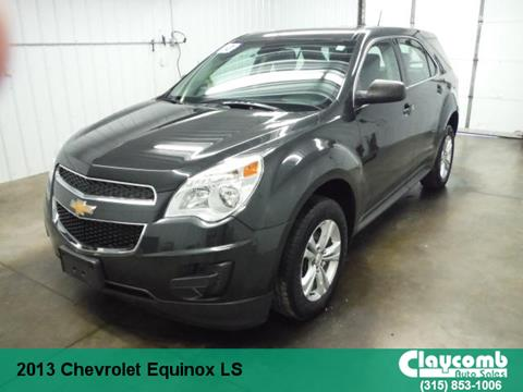 2013 Chevrolet Equinox for sale in Westmoreland NY