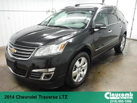 2014 Chevrolet Traverse for sale in Westmoreland, NY
