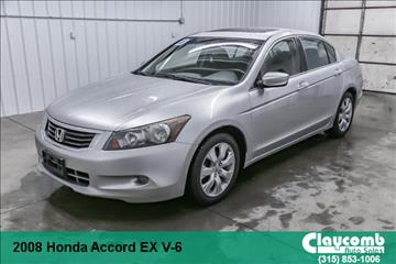 2008 Honda Accord for sale in Westmoreland, NY