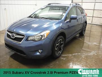 2015 Subaru XV Crosstrek for sale in Westmoreland, NY