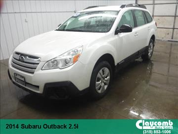 2014 Subaru Outback for sale in Westmoreland, NY