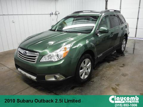 2010 Subaru Outback for sale in Westmoreland, NY