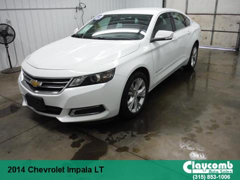 2014 Chevrolet Impala for sale in Westmoreland NY