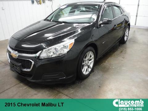 2015 Chevrolet Malibu for sale in Westmoreland NY