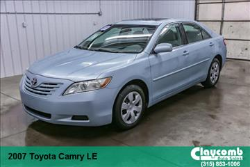 2007 Toyota Camry for sale in Westmoreland, NY