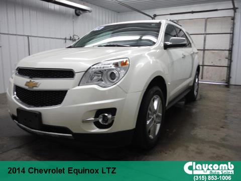 2014 Chevrolet Equinox for sale in Westmoreland NY