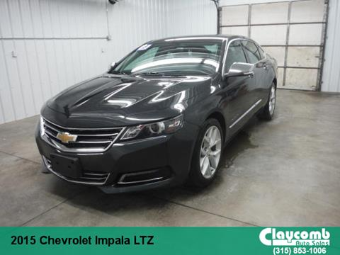 2015 Chevrolet Impala for sale in Westmoreland, NY
