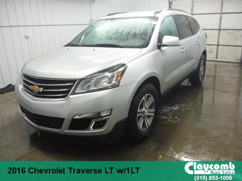 2016 Chevrolet Traverse for sale in Westmoreland NY