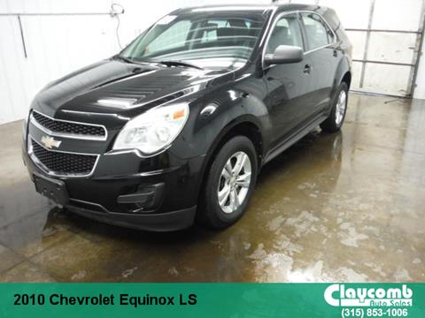 2010 Chevrolet Equinox for sale in Westmoreland NY