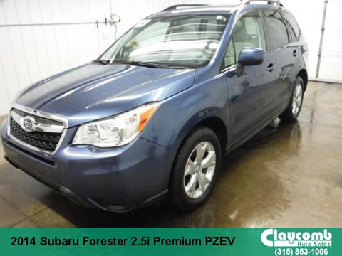 2014 Subaru Forester for sale in Westmoreland, NY