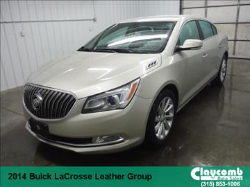 2014 Buick LaCrosse for sale in Westmoreland, NY