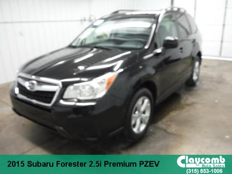 2015 Subaru Forester for sale in Westmoreland, NY