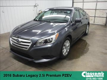 2016 Subaru Legacy for sale in Westmoreland, NY