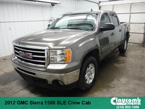 2012 GMC Sierra 1500 for sale in Westmoreland, NY