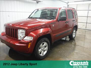 2012 Jeep Liberty for sale in Westmoreland, NY
