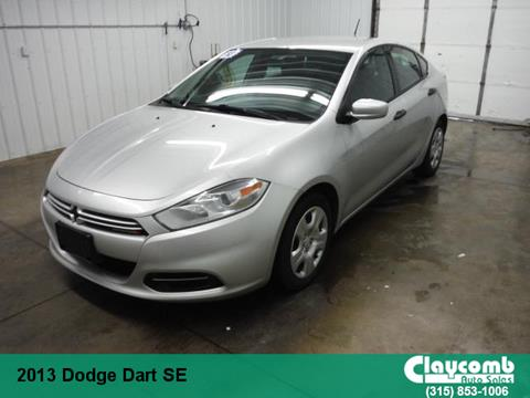 2013 Dodge Dart for sale in Westmoreland NY