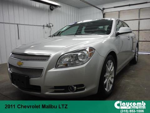 2011 Chevrolet Malibu for sale in Westmoreland, NY