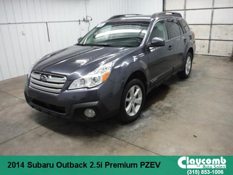 2014 Subaru Outback for sale in Westmoreland NY