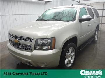 Chevrolet Tahoe For Sale Menominee Mi Carsforsale Com