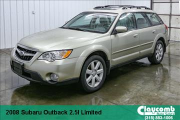 2008 Subaru Outback for sale in Westmoreland, NY