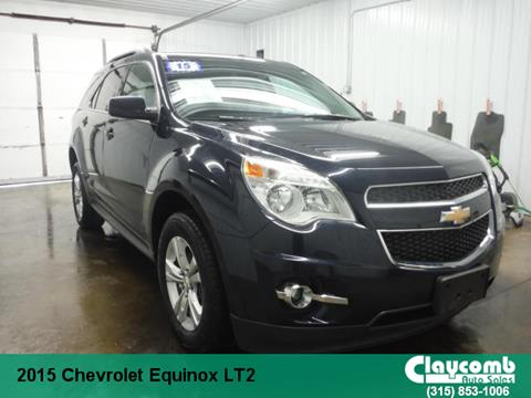2015 Chevrolet Equinox for sale in Westmoreland NY