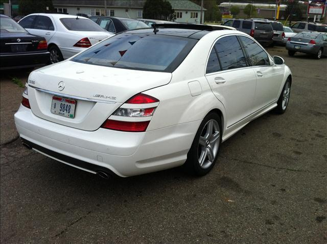 2007 mercedes benz s class s550 amg sport for Mercedes benz 2007 s550 for sale